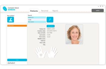 Deltabit Medi potilastunnistus syövän sädehoito